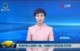 """青海8地入选新一批""""全国乡村旅游重点村镇"""""""