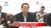 """全省兩會時間 劉寧在參加海北代表團審議時強調讓曾經""""遙遠的地方""""不再遙遠"""