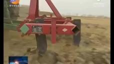 省州农机推广站检查组来德令哈市检查指导农耕工作