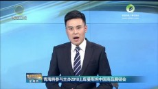 青海将参与主办2018土库曼斯坦中国商品展销会