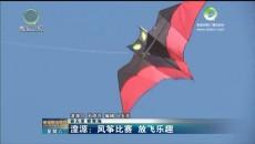春天里 看青海 湟源:风筝比赛 放飞乐趣