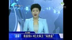 """我省投6.8亿元保卫""""高原蓝"""""""