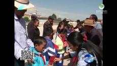 共和县妇联开展助学金发放活动