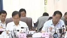 黄南州专题安排打好污染防治攻坚战工作