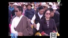 北京市文联赴玉树举办文化交流活动