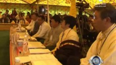 首届藏族谚语演说大赛在泽库县圆满结束