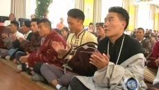 热贡民族文化宫举行第二届毕业班毕业典礼暨文艺演出活动