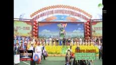 海东专场文艺演出 农民成为节日的主角