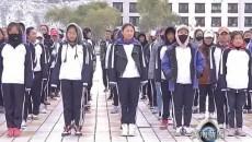 """黄南州政府举行""""119""""消防宣传月活动启动仪式"""