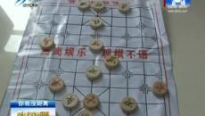 演示:民警演示象棋残局骗术 敲响安全警钟