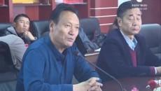 """玛多县举行非公经济组织""""红色引领—助力发展""""活动结对帮扶协议签订仪式"""