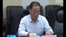 海北州人大常委会副主任任志毅一行来门源县检查深化监察体制改革工作