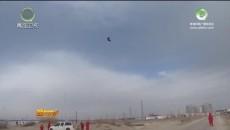 无人机巡线成常态 塔里木油田数字化建设见成效