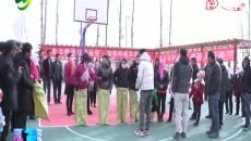农民趣味运动会 全民健身迎新春