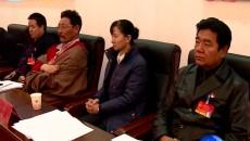 海南州人大代表分团审议政府工作报告