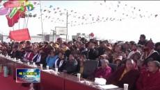 曲麻莱县驻格尔木党工委举办迎新春文艺汇演