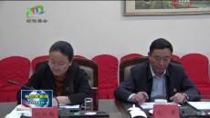 王勇主持召开棚户区改造第一网络工作会议