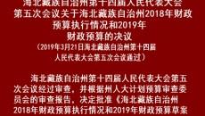 海北新闻联播 20190322
