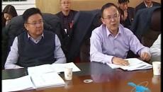 海北州人大代表分团(组)审议政府工作报告