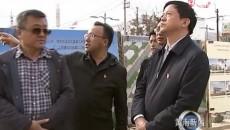 王振昌在尖扎县调研指导工作时强调:抢抓机遇 趁?#36139;?#19978; 以新担当新作为推动高质量发展