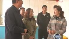 省卫健委领导一行来同仁县调研卫生健康工作