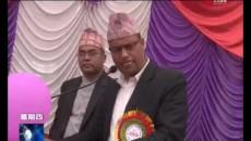 玉树地区援建尼泊尔学校正式交接