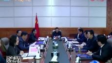 十三届海南州委召开第69次常委会议