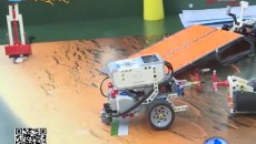 展现科技魅力海南州举行第四届中小学生机器人大赛