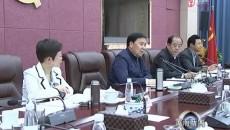 黄南州召开扶贫开发工作领导小组第四?#20301;?#35758;