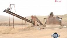 河南县开展砂石料厂恢复治理整治行动