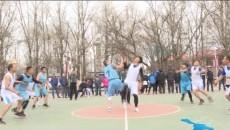 """2019年西海镇地区""""民族团结杯""""职工篮球赛圆满落幕"""