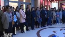 共和县纪委组织县直部门党员参观海南州反腐倡廉警示教育基地