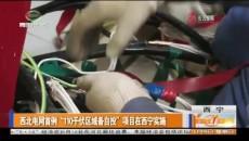 """西北电网首例""""110千伏区域备自投""""项目在西宁实施"""
