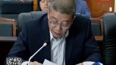 省人大调研组到海南州调研监察体制改革和监察法实施情况