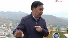 乔学智州长在同仁县隆务东西山调研时强调:加强治理全面绿化 共建共享美丽同仁