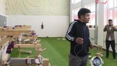 尖扎县残联举办残疾人实用技术培训班