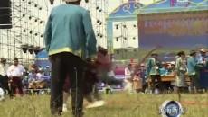 天賜蒙旗·那達慕博克大賽上演精彩對決