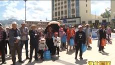 門源縣開展第42個民族團結進步宣傳月集中宣傳活動