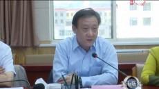 天津市滨海新区人社系统代表团来黄南州调研对口支援劳务协作工作