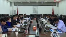 李学军深入泽库县督导群团组织一体化改革试点工作