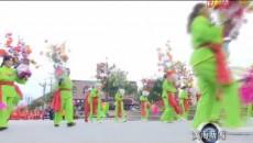 黃南州第二屆中國農牧民豐收節暨康楊鎮建鎮30周年系列活動 慶祝豐收大巡游在尖扎縣康楊鎮舉行