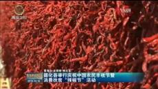 """循化县举行庆祝中国农民丰收节暨消费扶贫""""辣椒节""""活动"""