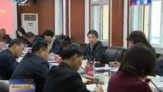 市委召開群團工作聯席會議