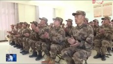 雜多縣扎實開展民兵集中輪訓員勤活動