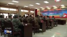 玉樹州2019年度專武干部暨民兵分隊集中訓練動員部署大會召開
