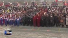 玉樹州舉行119消防安全宣傳月啟動儀式