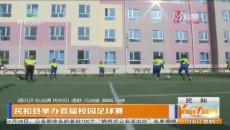 民和县举办首届校园足球赛