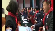 少先隊海東市第二次代表大會召開