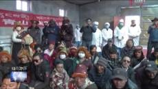 葉格鄉紅旗村舉行產業扶持資金效益分紅大會
