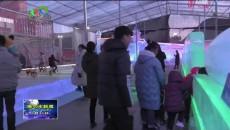 夢幻冰雕展 市民家門口感受冰雪世界